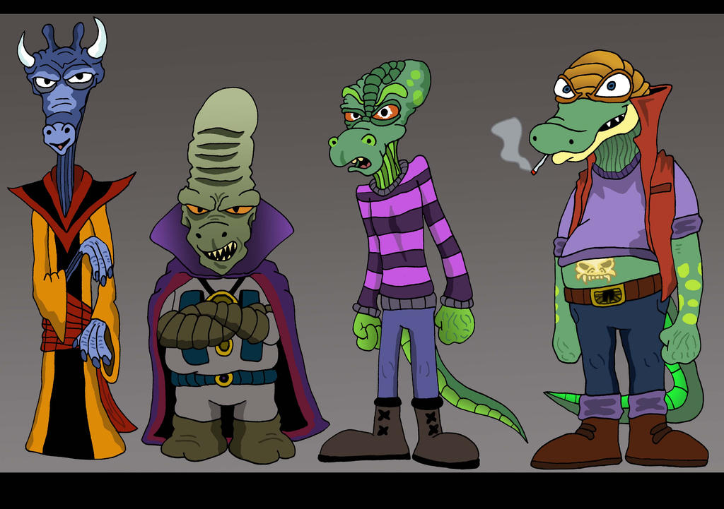 PhraggleAliens1 by Lordwormm