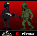 My Bloody Valentine VS The Prowler