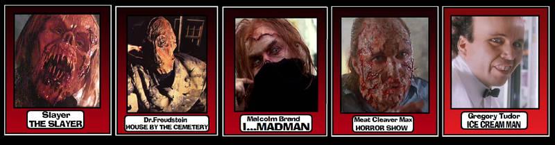 Horror Cards II