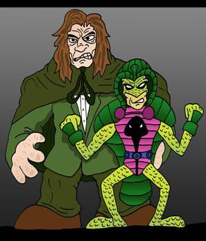 Mr. Hyde and Cobra
