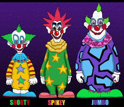Killer Klowns from Outer Space I
