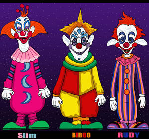 Killer Klowns from Outer Space II
