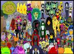 DC Cosmics