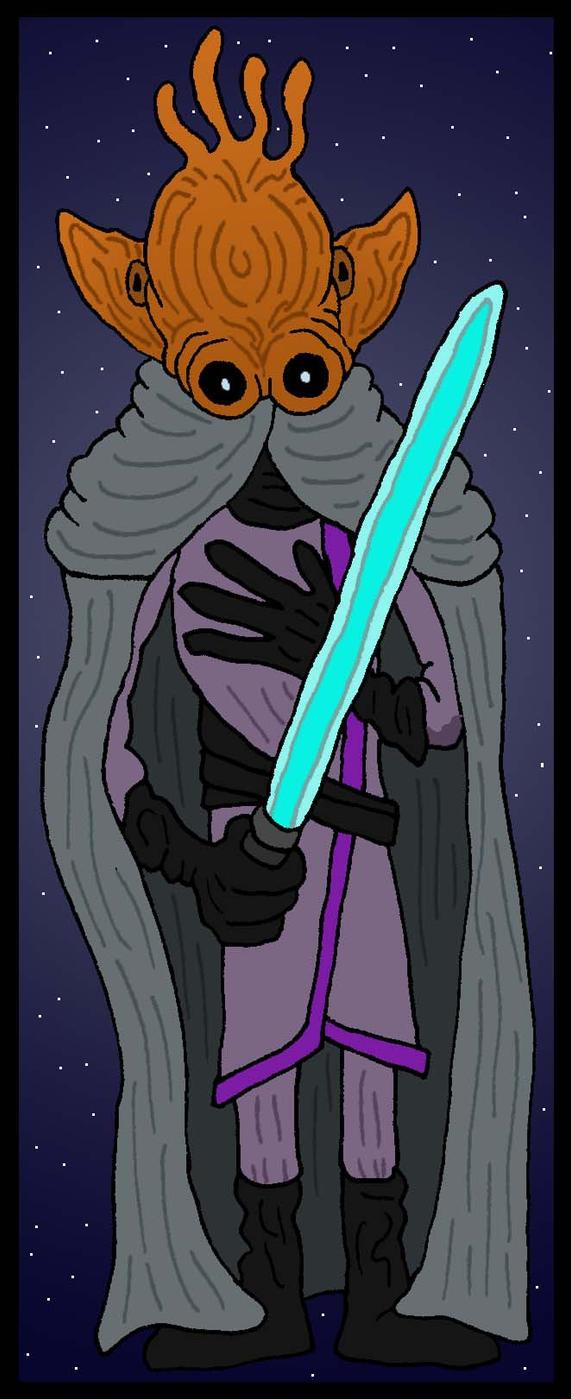 Mongo Beefhead Jedi by Lordwormm