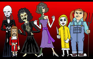 Horror Heroines