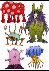 Nonsentient Alien Creatures III