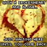 Broken heart by crimsyhs