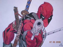 Deadpool by mysweetrevenge