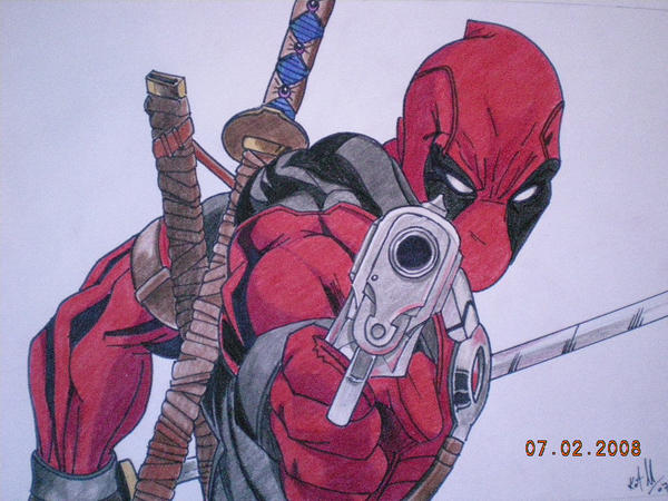 Deadpool by mysweetrevenge