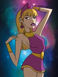 Amethyst Princess of Gemworld