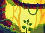 Jungle woods