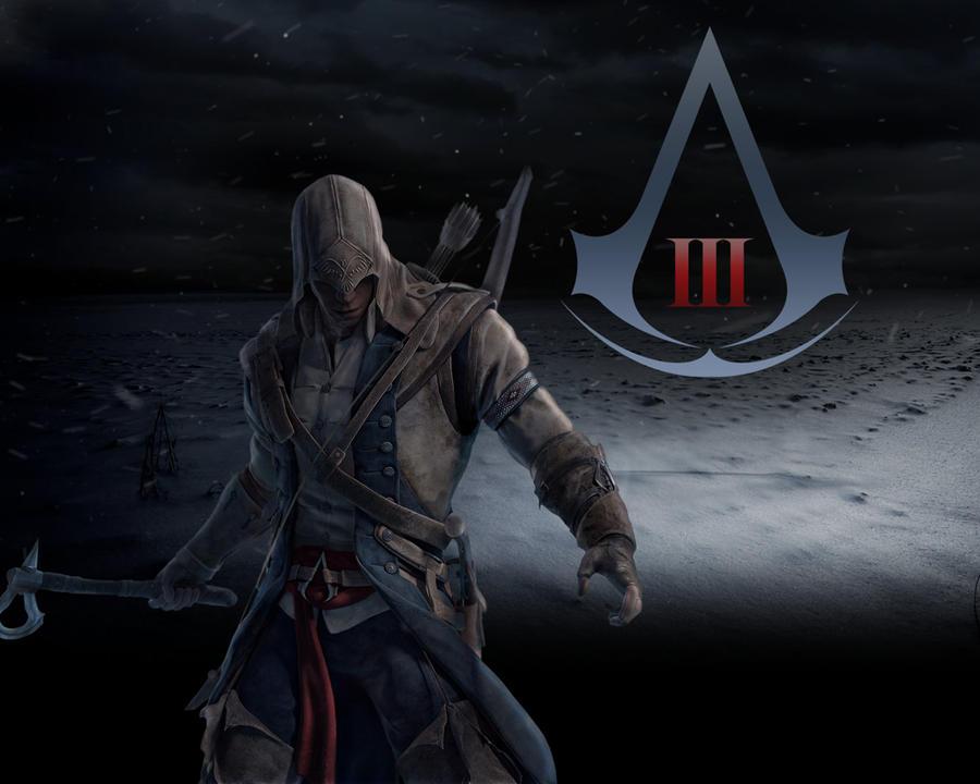 Assassin's Creed III wp1 by DesiderataLibertalia
