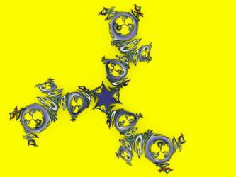 Mercedes fractal by Edo555