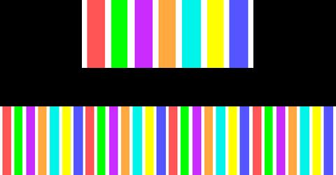 Contra-rainbow
