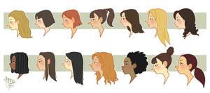 Lady Profiles