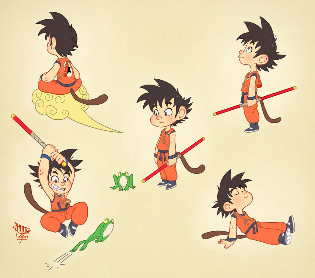 Goku Re-Imagined DAC by LuigiL