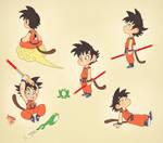 Goku Re-Imagined DAC