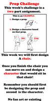 Prop Challenge Week by LuigiL
