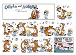 Calvin and Hobbes: 78RPM