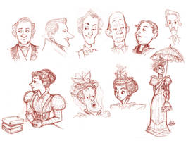 Classic Sketching 2