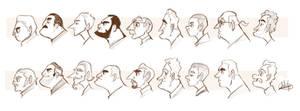 Character Profile Study