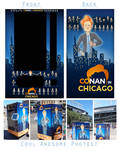 Conan in Chicago