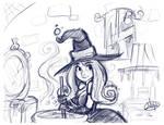 Brewing Sketch