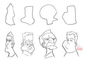 Luigi shapes 6-1-13 by LuigiL