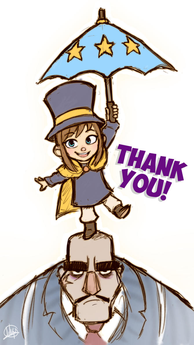 A HAT IN TIME FUNDED!!! by LuigiL