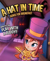 A Hat In Time at PAX 2014 by LuigiL