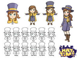 Hat Kid Designs