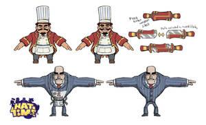 Mafia Designs by LuigiL