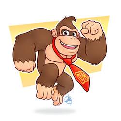 Day 14- Donkey Kong
