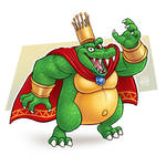 Day 17- King K Rool