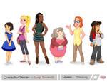 Women Standing
