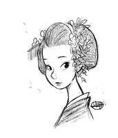 Geisha Warm Up by LuigiL