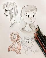 Paper Sketch 1 by LuigiL