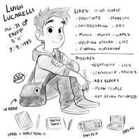 Meet The Artist Sketch