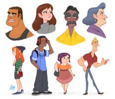 Random Characters 1