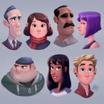 Random Characters 3