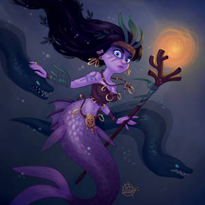 Shaman Mermaid