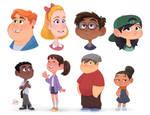 Random Characters 4