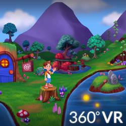 Leo's Forest Temo Falls VR