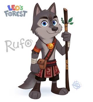 Rufo by LuigiL