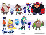 Grimwood - Students