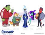 Grimwood - Professors