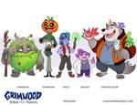 Grimwood - Professors 2