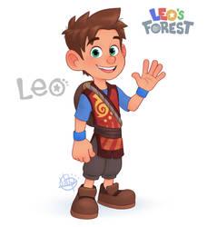 Leo's New Look