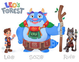 Leo and Friends