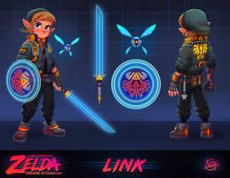 The Legend of Zelda - Hyperlink to Ganon City